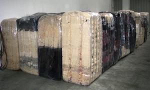 Biruna - Odpady włókiennicze