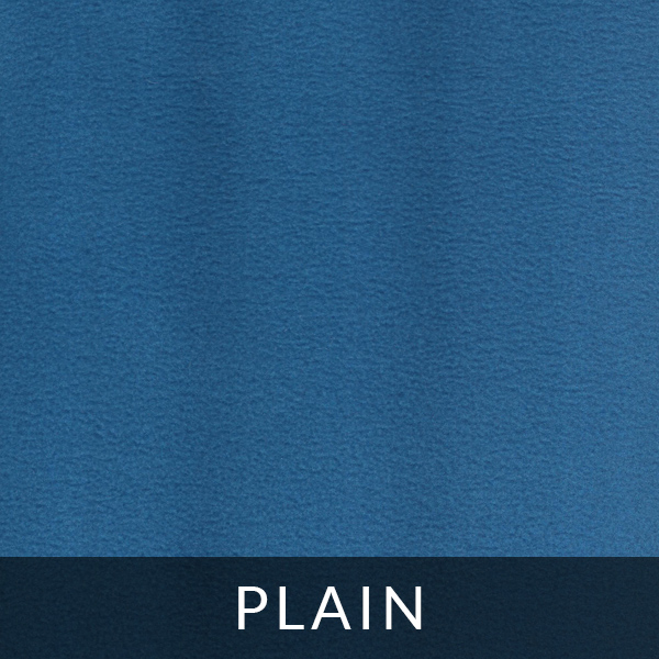 Finishing polar fleece: plain